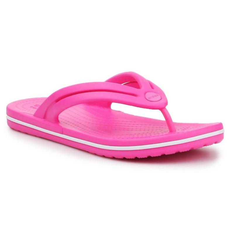 Crocs Crocband W 206100-6QQ Flip-flops pink