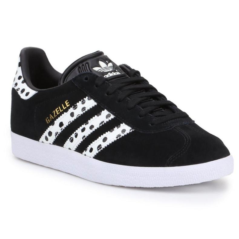 Adidas Gazelle W FX5510 shoes black