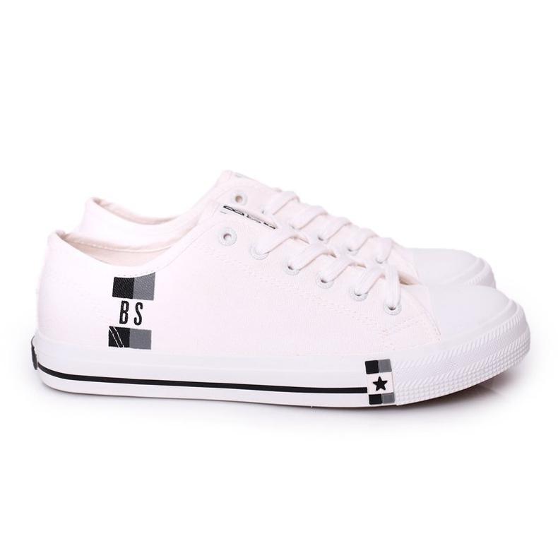Men's Sneakers Big Star HH174324 White