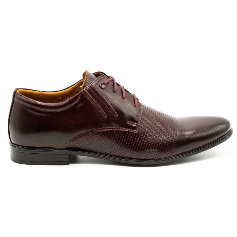 Olivier Formal shoes 481 claret red multicolored