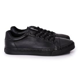 Men's Big Star HH174035 Black Sneakers
