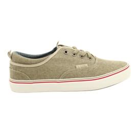 Men's Sneakers Big Star FF174069 Beige