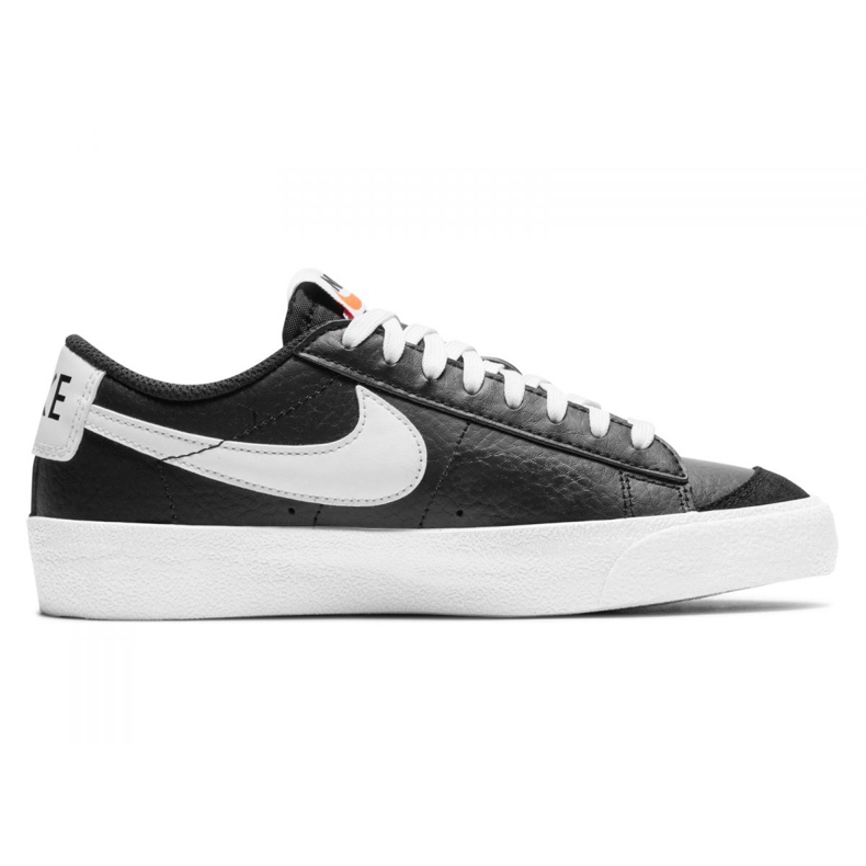 Nike Blazer Low 77 Jr DA4074-002 shoes black