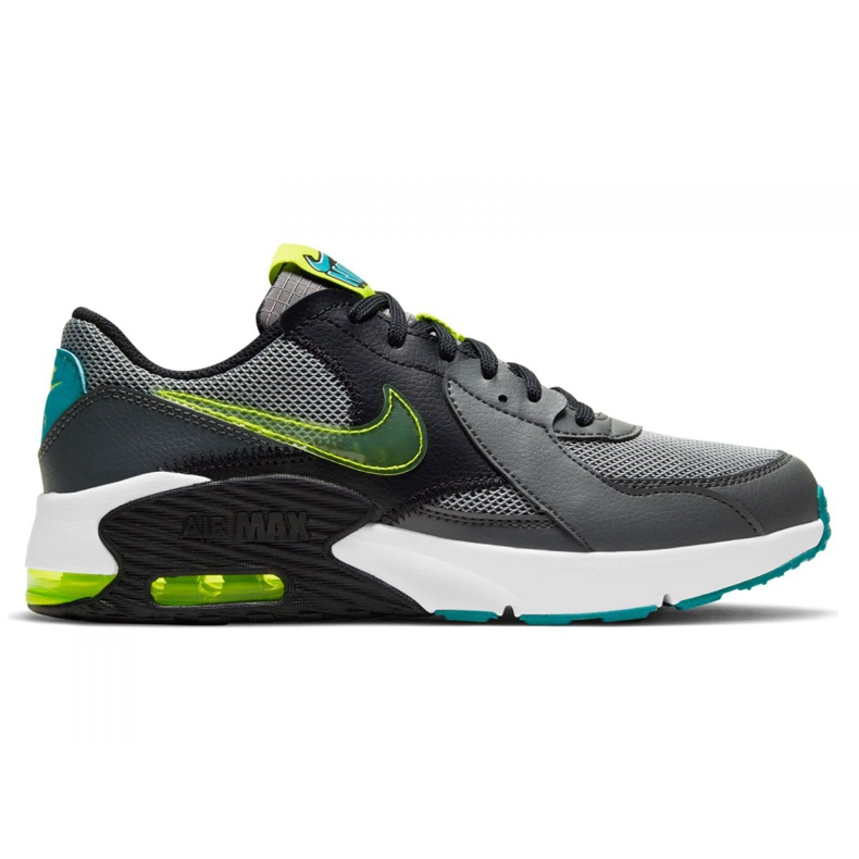 Nike Air Max Excee Power Up Jr CW5834-001 shoe black multicolored