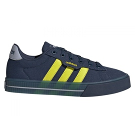 Adidas Daily Jr FY7199 shoes black navy blue