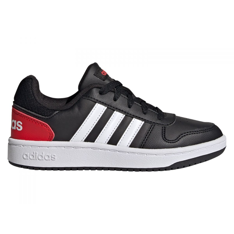 Adidas Hoops 2.0 Jr FY7015 shoes black