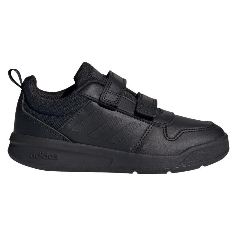 Adidas Tensaur Jr S24048 shoes brown black