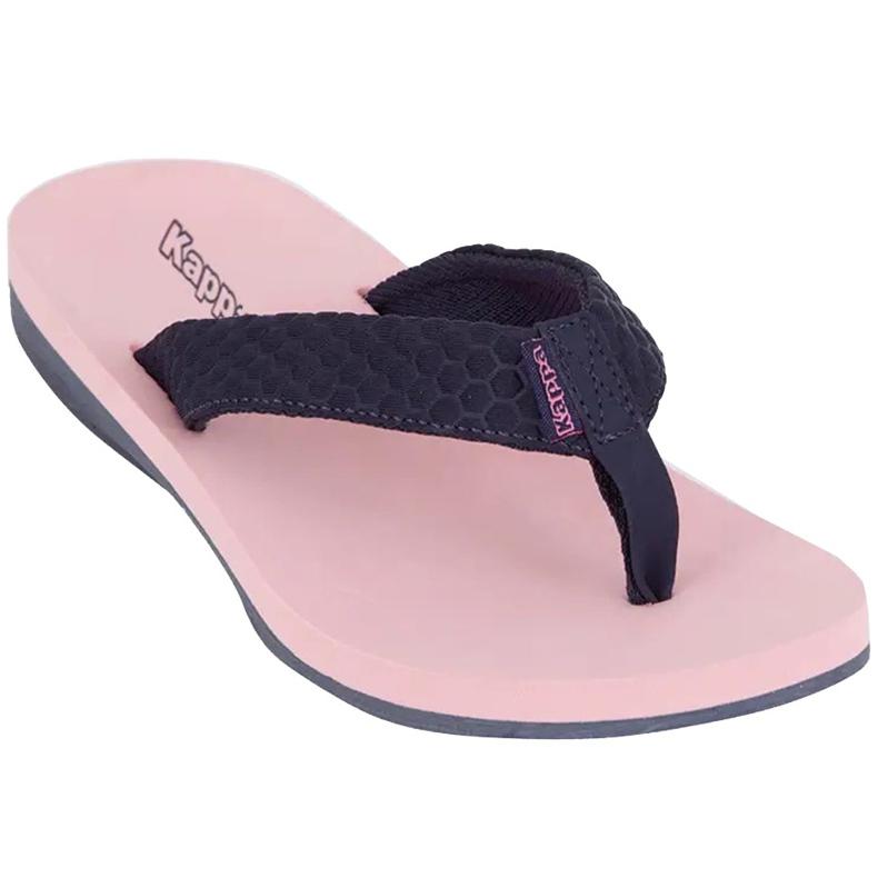 Kappa Pahoa women's navy blue slippers 242668 6721