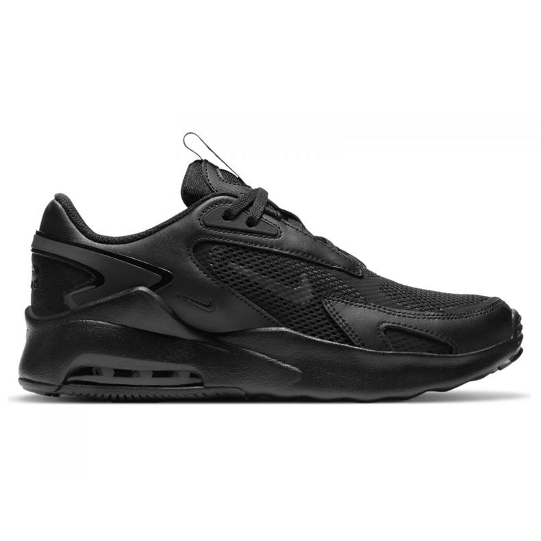 Nike Air Max Bolt Jr CW1626-001 shoe black red
