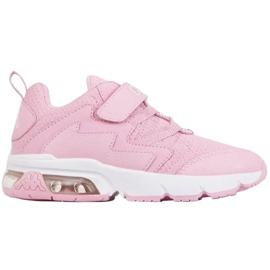 Kappa Yaka K Jr 260890K shoes red pink