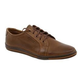 Polbut Men's shoes 320 brown
