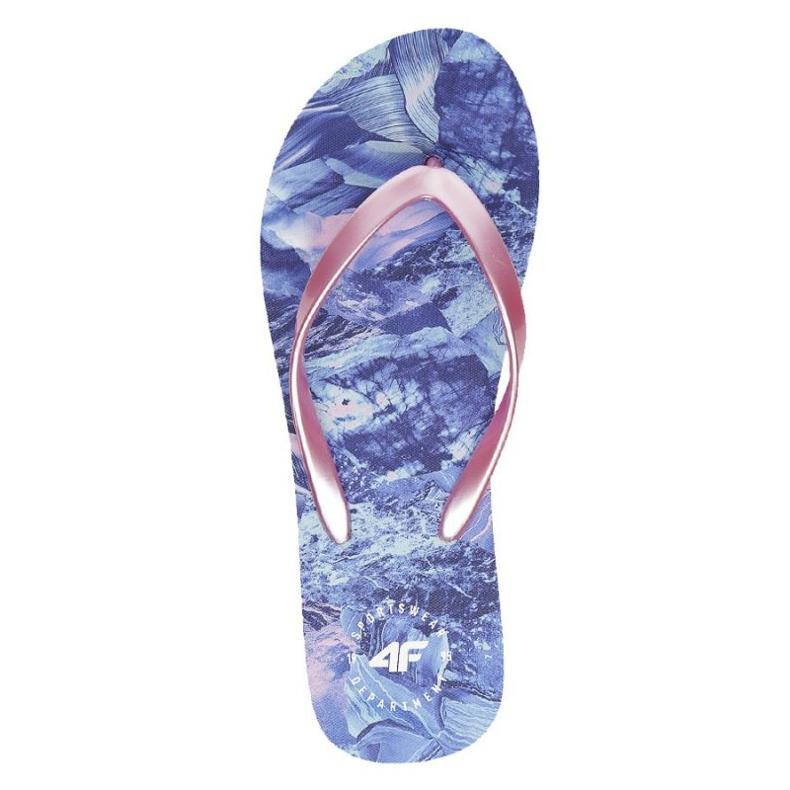 Flip-flops 4F W H4L21-KLD004 93S multicolored