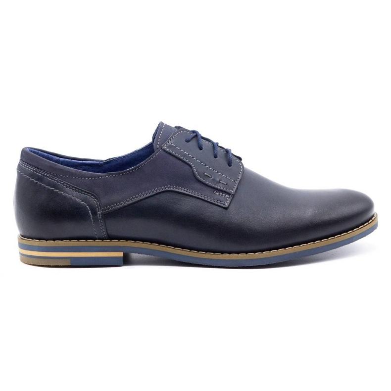 Olivier Formal shoes 1033 navy blue