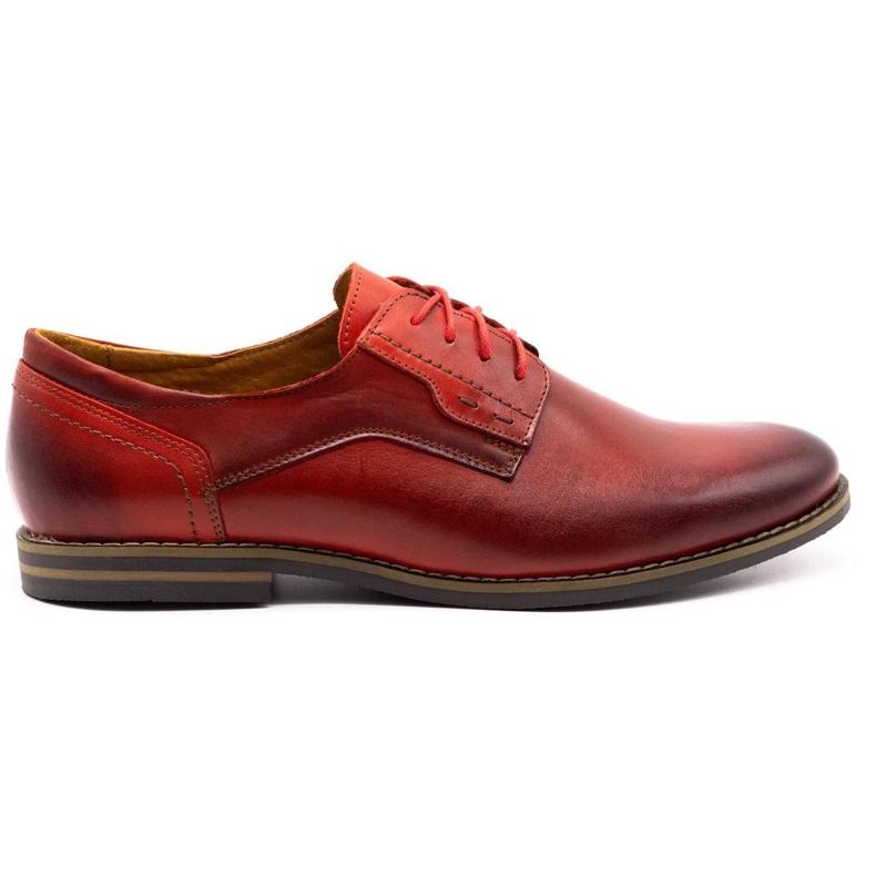 Olivier Formal shoes 1033 red