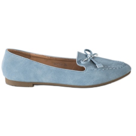 Nio Nio Stylish blue loafers