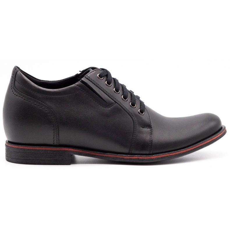 Olivier Black men's increasing shoes P24