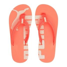 Puma Epic Flip v2 Georgia women's slippers orange 360248 50