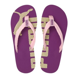 Puma Epic Flip v2 women's slippers purple 360248 53 pink
