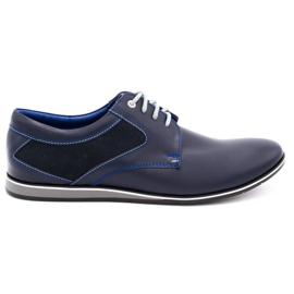 Lukas Men's casual shoes 275LU navy blue