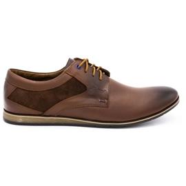 Lukas Casual men's shoes 275LU brown