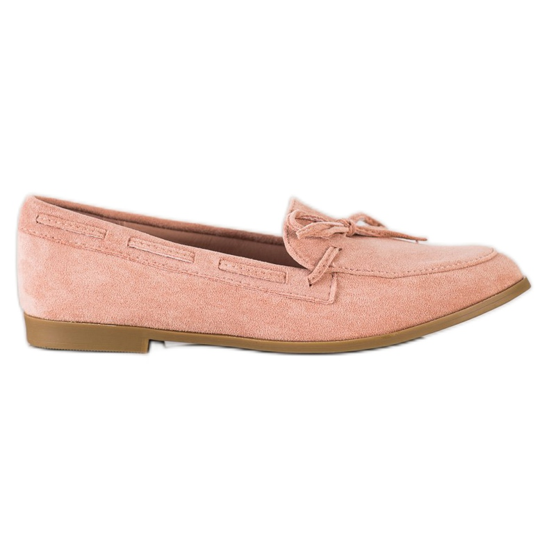 Coura Classic Loafers pink