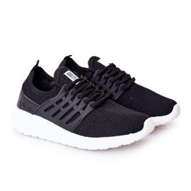 Children's Sport Shoes Sneakers Big Star HH374216 Black