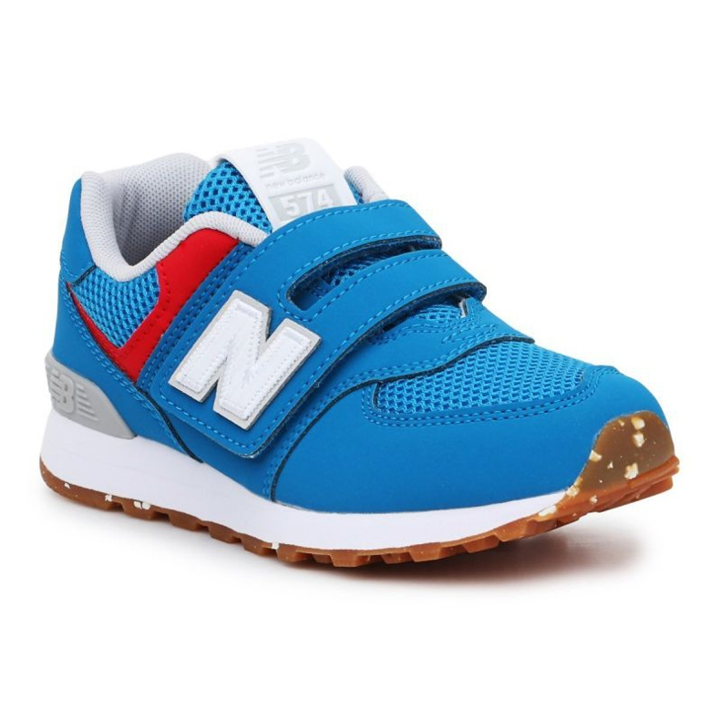 New Balance Jr PV574BWV shoes blue pink