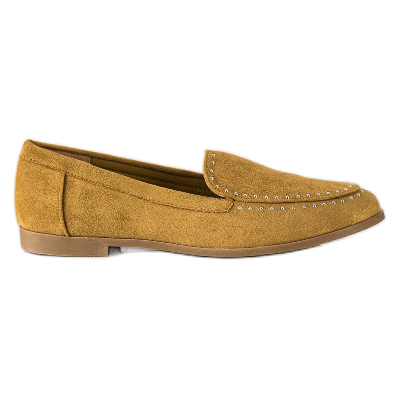 Coura Classic Suede Lords yellow