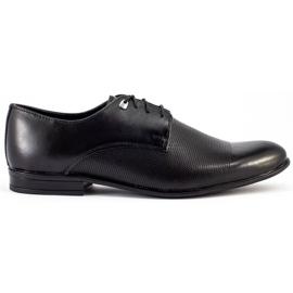 Olivier Men's formal shoes 300M1GT black