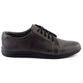 Polbut Men's shoes 320 gray grey