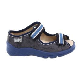 Befado children's shoes 869X159 navy blue blue