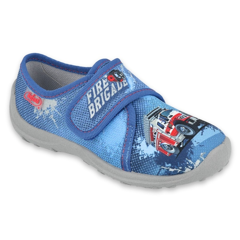 Befado children's shoes 560X150 blue