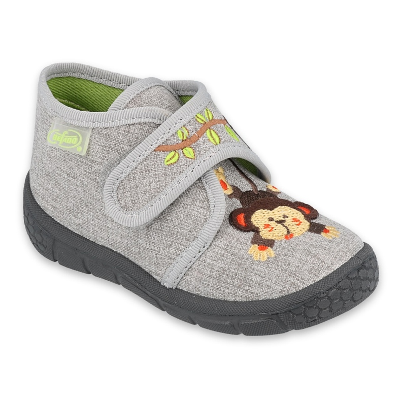 Befado children's shoes 538P049 grey