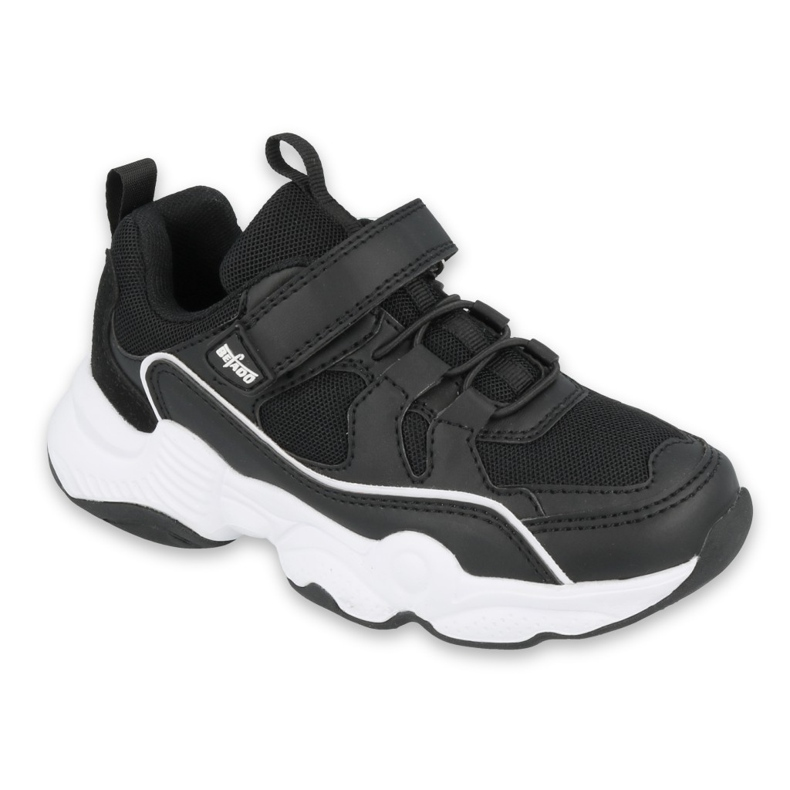 Befado children's shoes 516Y069 black