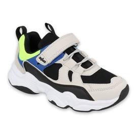 Befado children's shoes 516Y067 beige black