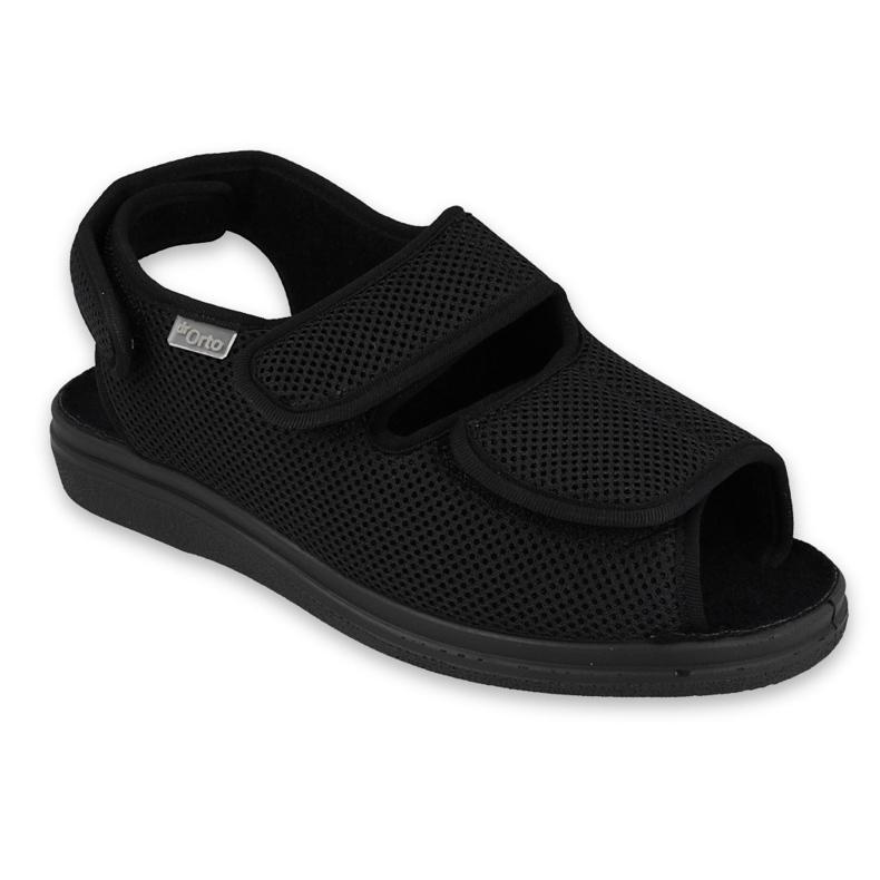Befado men's shoes pu 676M007 black