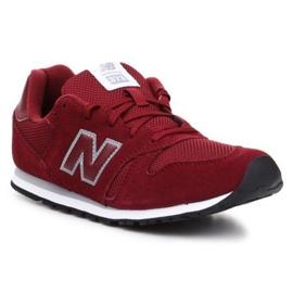 New Balance Jr.KJ373BUY shoes red orange