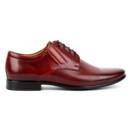 Olivier Formal shoes 482 red