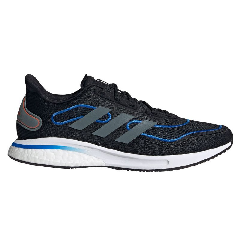 Adidas Supernova M FW1197 shoes black
