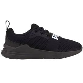 Puma Wired Run Jr 374216 01 black