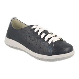 Befado low shoes women's shoes 156D011 black
