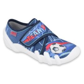 Befado children's shoes 273Y318 blue