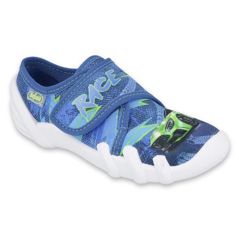 Befado children's shoes 273Y314 blue