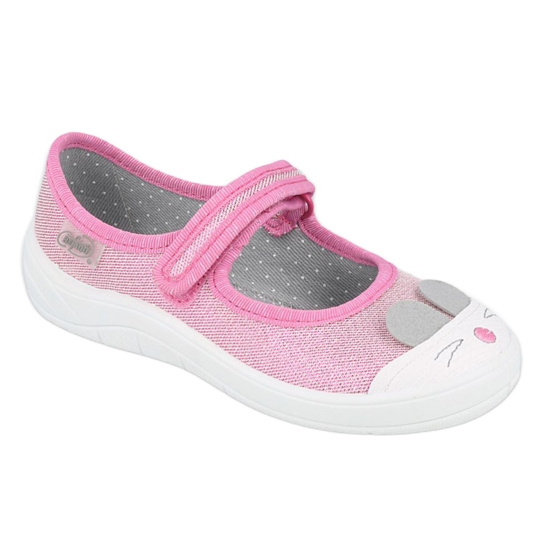 Befado children's shoes 208X045 pink