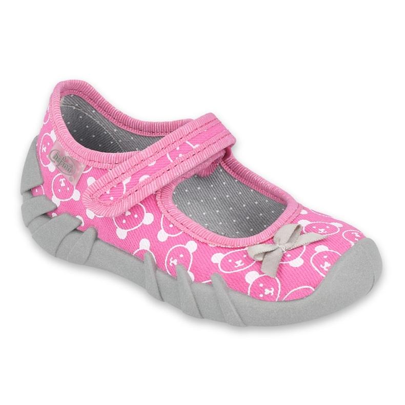 Befado children's shoes 109P221 pink