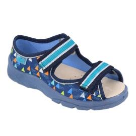 Befado children's shoes 869X164 blue