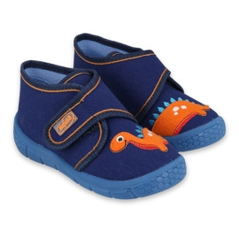 Befado children's shoes 538P048 navy