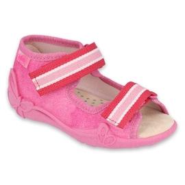 Befado children's shoes 342P036 pink