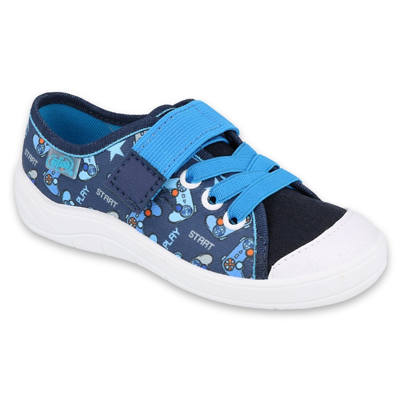 Befado children's shoes 251X161 navy blue