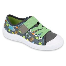 Befado children's shoes 251X164 grey green